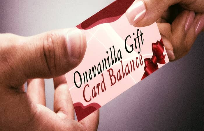 OneVanilla-giftcard